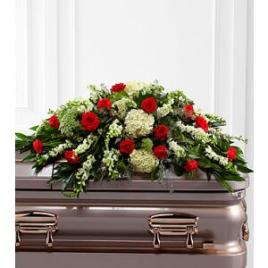 S16-4471 The FTD Sincerity Casket Spray